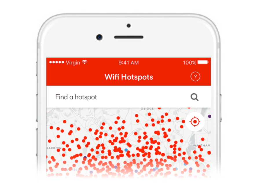 Virgin Media's Free WiFi Sharing Comes