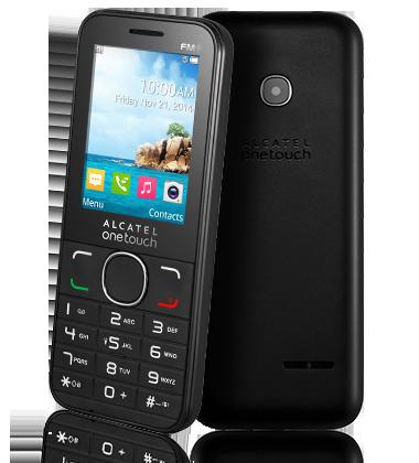 Image of Alcatel 20.45X Black