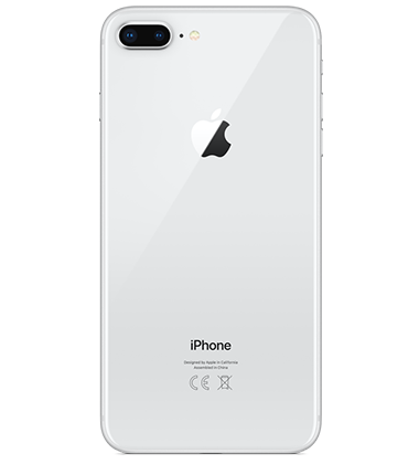 Apple Iphone 8 Plus 256gb Silver Pay Monthly Virgin Media