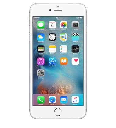 Front view of Apple iPhone 6s 16GB Silver