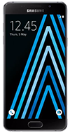 Samsung Galaxy A5 (2016) Black phone