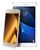 Thumbnail composite view of Samsung Galaxy A3 (2017) Gold phone with Tab A 7