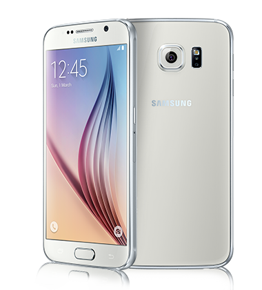 samsung galaxy s6 sm g920v 32gb verizon unlocked white pearl new. Black Bedroom Furniture Sets. Home Design Ideas