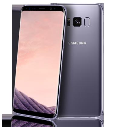samsung Galaxy S8 Orchid Gray