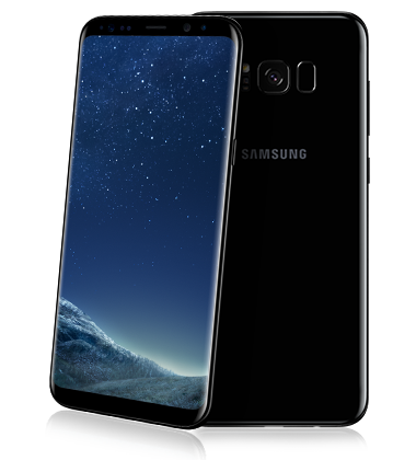 Samsung Galaxy S8 64gb Midnight Black Features Virgin