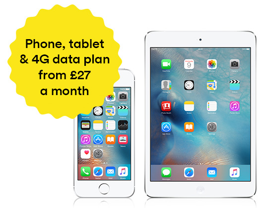 Mobile Phone and Tablet Deals