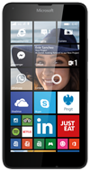 Microsoft Lumia 640 Orange