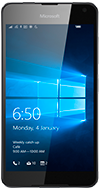 Microsoft Lumia 650 Black phone