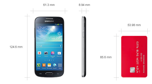 Samsung Galaxy S4 Mini Specifications