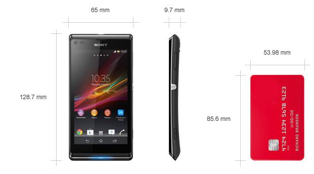 sony xperia l black upgrade virgin media virgin media rh store virginmedia com Sony Xperia J Sony Ericsson Xperia X1