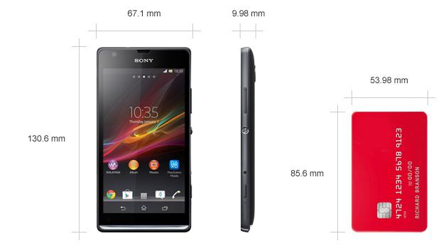 sony xperia sp black upgrade virgin media virgin media rh store virginmedia com Sony Xperia Z1 Sony Xperia L