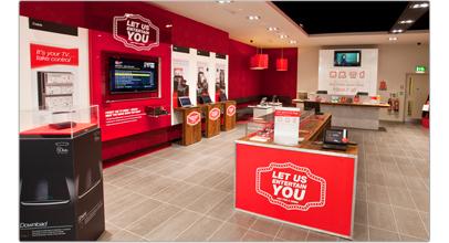 Virgin mobil store - Virgin mobil store