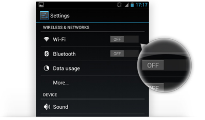how to connect wifi mobile to mobile