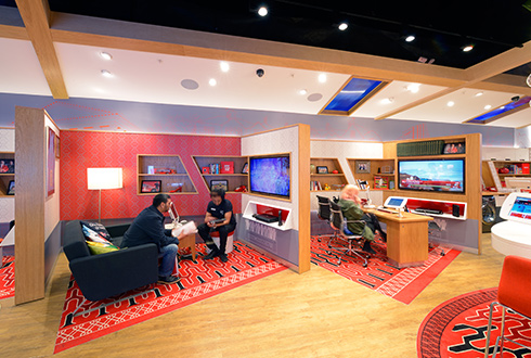 Virgin Media store photo